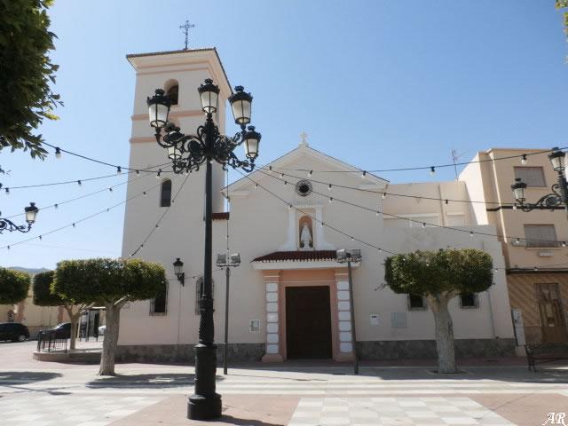 Parroquia de Nuestra Señora de la Cabeza de Benahadux