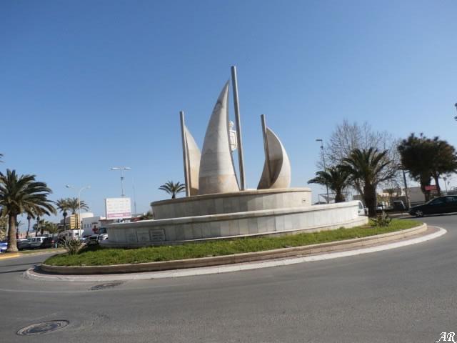 Fuente del Mar - Adra