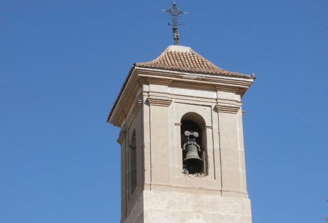 Iglesia Parroquial de San Juan Bautista de Alhabia