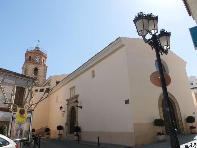 Iglesia parroquial de San Nicolás de Bari - Alhama de Almería