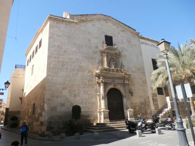 Iglesia del Convento de Santa Clara / Las Claras (Real Monasterio de Santa Clara) - Almería