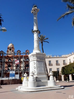 Almería - Los Mártires de la Libertad - Los Coloraos