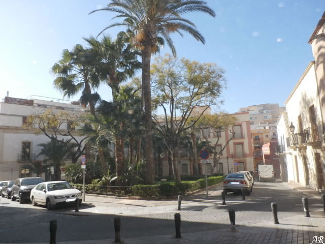Plaza Bendicho