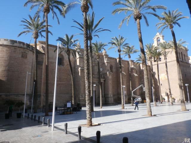 Plaza de la Catedral de Almería