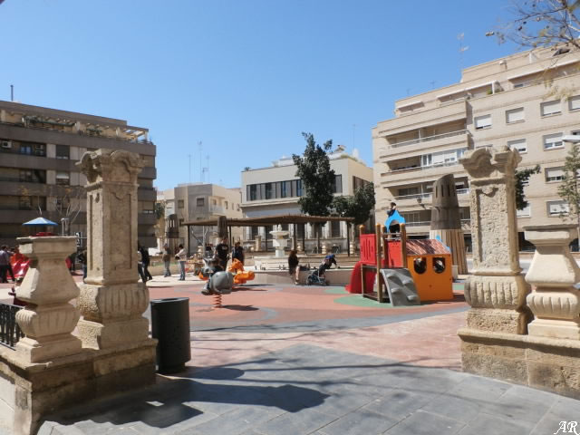 Plaza de San Pedro de Almería
