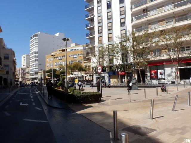 Plaza de San Sebastián - Almería