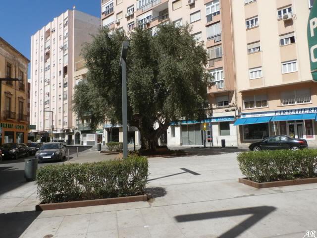 Plaza de Santa Rita - Almería