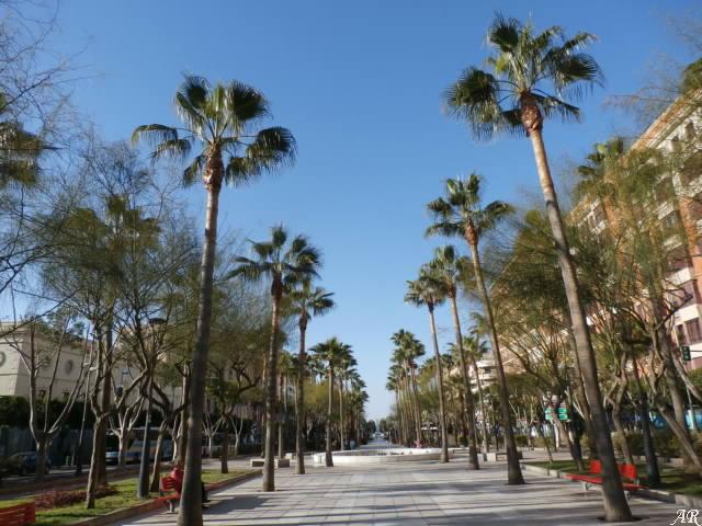 Almería - Rambla de Belén