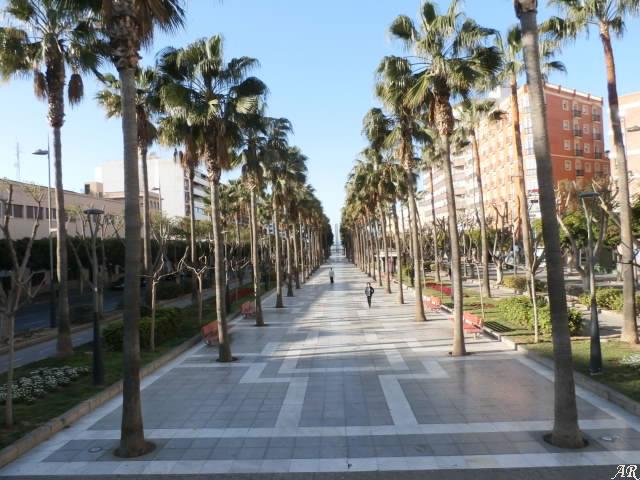 Rambla de Belén - Almería