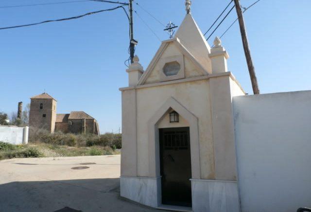Ermita de las Ánimas - Chapel - Alsodux
