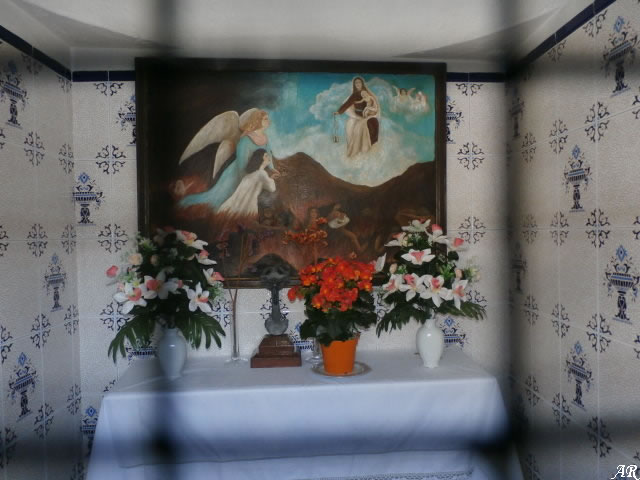 Ermita de las Ánimas de Alsodux