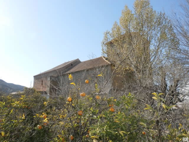Iglesia Parroquial de Nuestra Señora de la Asunción de Alsodux