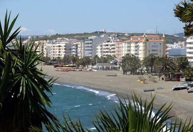 Estepona - Playa de la Rada