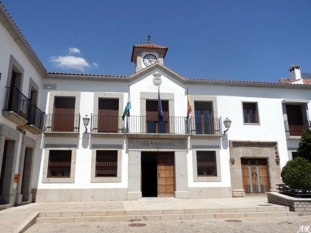 Casa Consistorial Alcaracejos - Ayuntamiento de Alcaracejos
