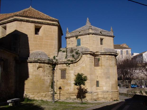 Iglesia del Carmen, monumento religioso de Alhama de Granada