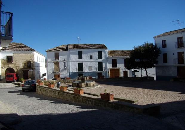 Plaza de los Presos de Alhama de Granada