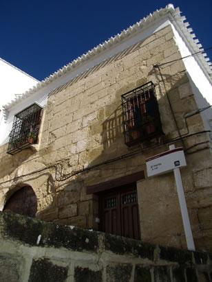 Pósito en la Plaza de los Presos de Alhama de Granada