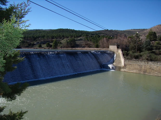 Alhama de Granada Dam