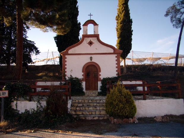 Ermita de Arenas del Rey
