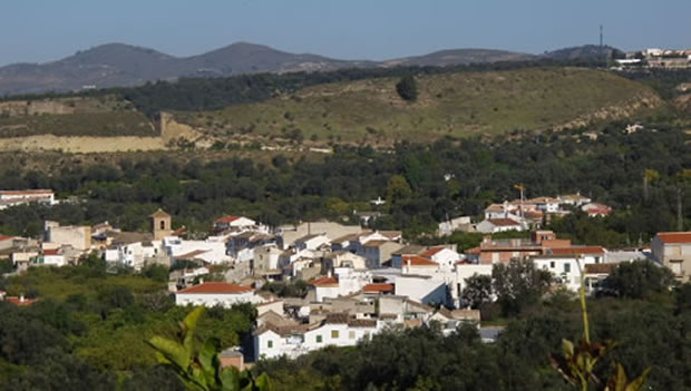 Béznar, Valle de Lecrín