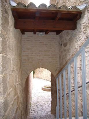 Castillo de las Cuatro Esquinas, Sede del Museo de Artes y Costumbres Populares del Alto Gualdalquivir