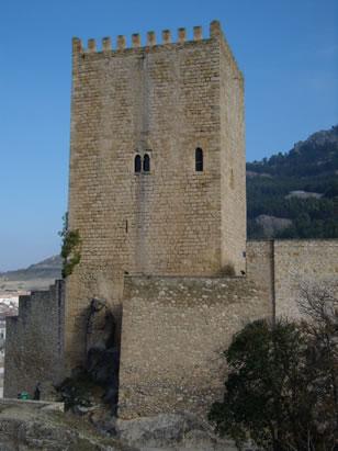 Torre del Castillo de la Yedra