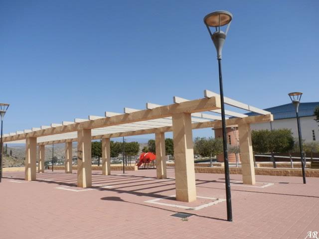 Plaza del Deporte de Gádor
