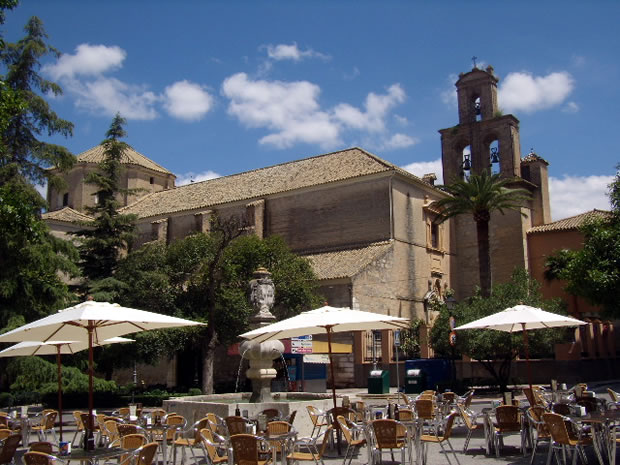 Iglesia Conventual de la Madre de Dios de Lucena