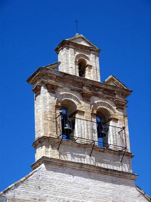 Campanario de la Iglesia Conventual de San Martín