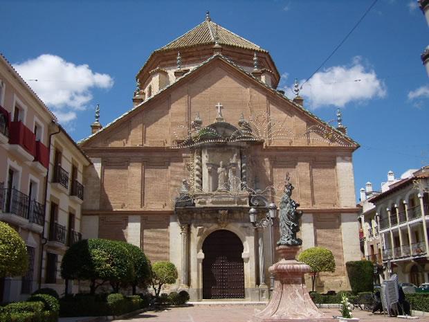 Iglesia Conventual de San Martín de Lucena