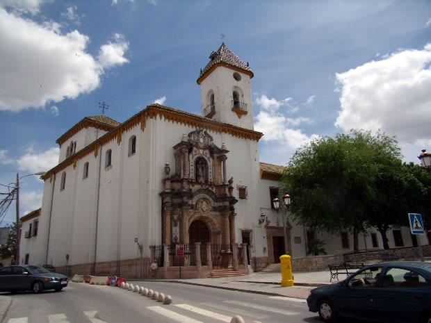 Iglesia de San Juan de Dios de Lucena 2/05/2010