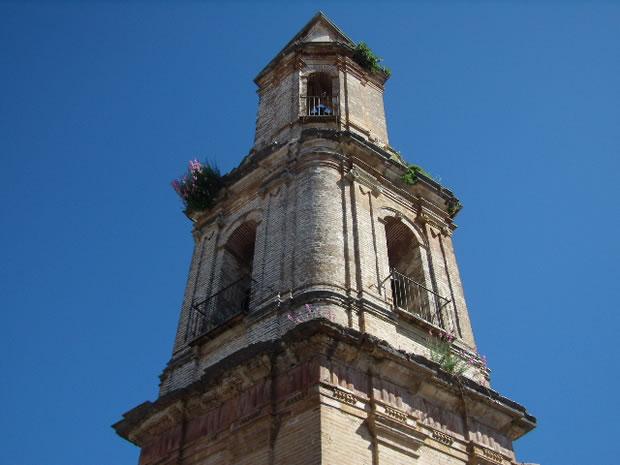 Parroquia de Santiago campanario