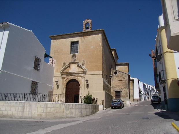 Ermita de San Nicolás de Tolentino en Luque 12/06/2011