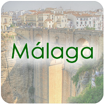 Malaga dams and reservoirs