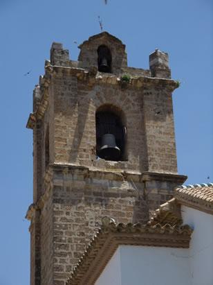 Campanario de la Iglesia de Nuestra Señora de la Asunción de Priego de Córdoba
