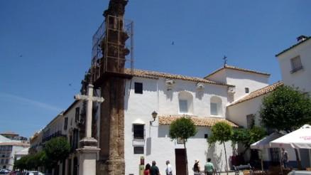 Iglesia de Nuestra Señora de la Aurora en Priego de Córdoba