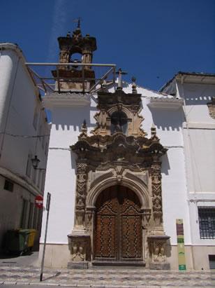 Iglesia de Nuestra Señora de las Angustias en Priego de Córdoba