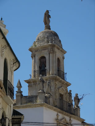 Iglesia de Nuestra Señora del Carmen, monumento religioso en Priego de Córdoba