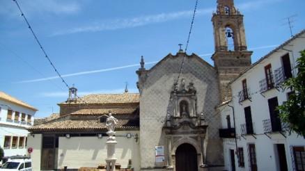 Iglesia de San Francisco, monumento religioso en Priego de Córdoba