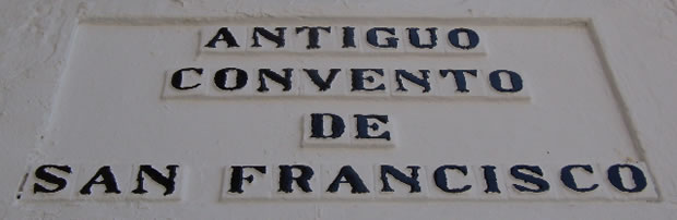 Antiguo Convento de San Francisco