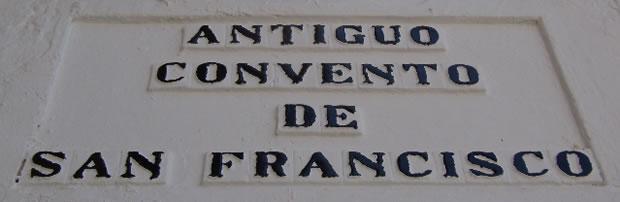 Antiguo Convento de San Francisco