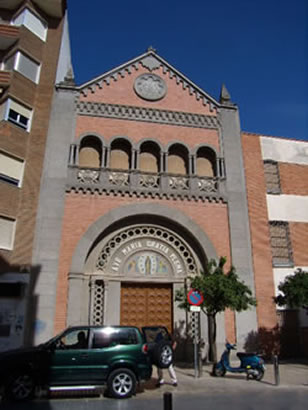 Church of the Compañía de Maria de Puente Genil