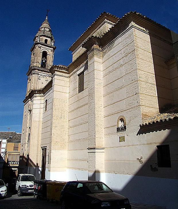 Nuestra Señora de la Concepción Church - Puente Genil