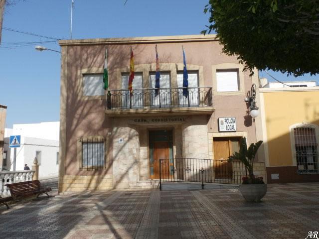 Rioja Town Hall - Almería