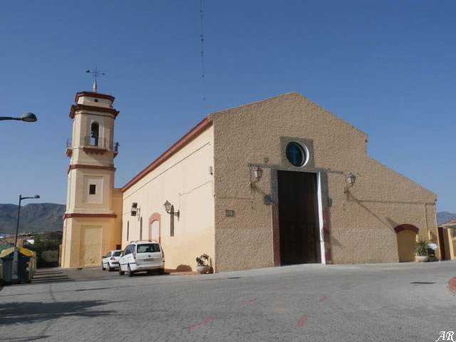 Parish Church of Nuestra Señora del Rosario - Rioja