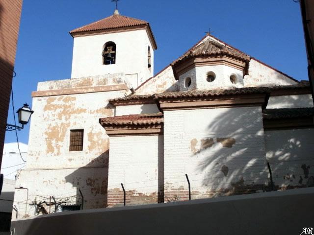 Iglesia Parroquial Nuestra Señora de las Angustias de Viator