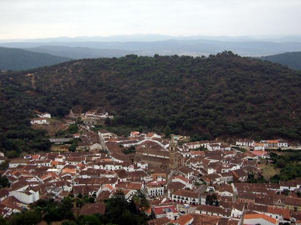 Peña de Alájar