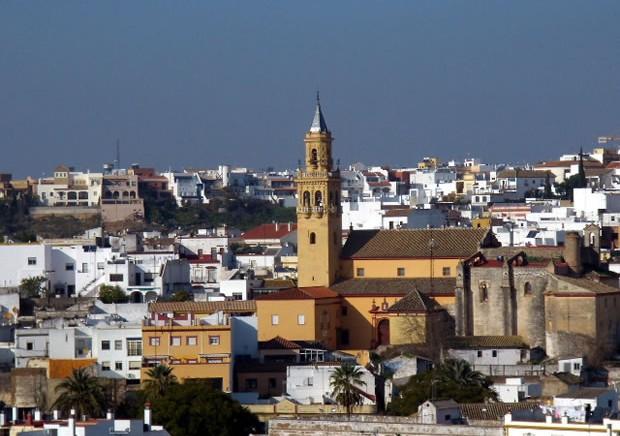 Iglesia de Santiago el Mayor, monumento de Alcalu00e1 de Guadau00edra