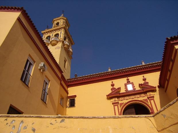 Iglesia de Santiago el Mayor de Alcalá de Guadaíra