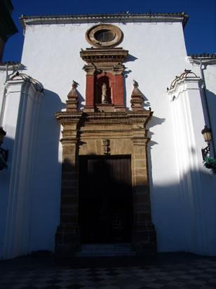 Church of Nuestra Señora de la Palma